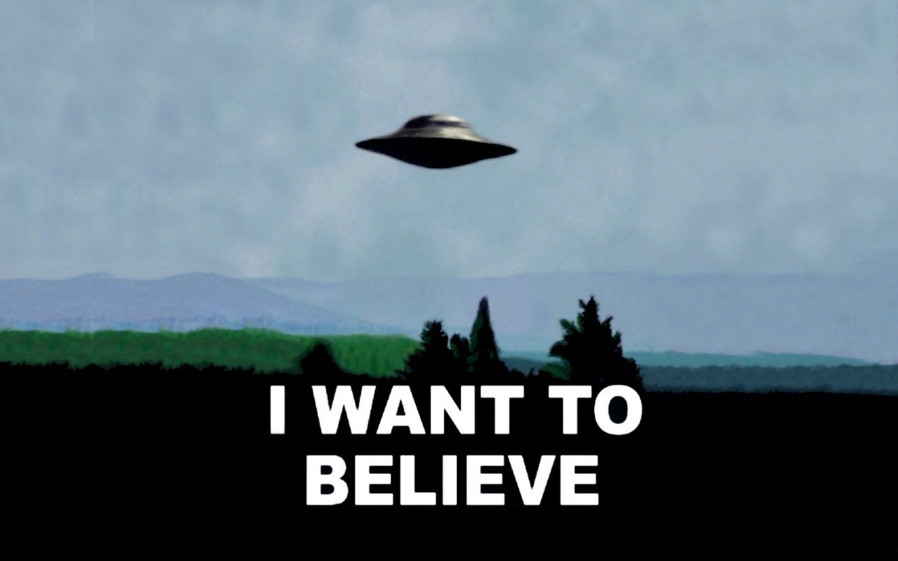 Fox Returns to Fox - T...X Files The Truth Is Out There Wallpaper