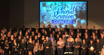 Choral Reunion Connects Students, Alumni Through Music