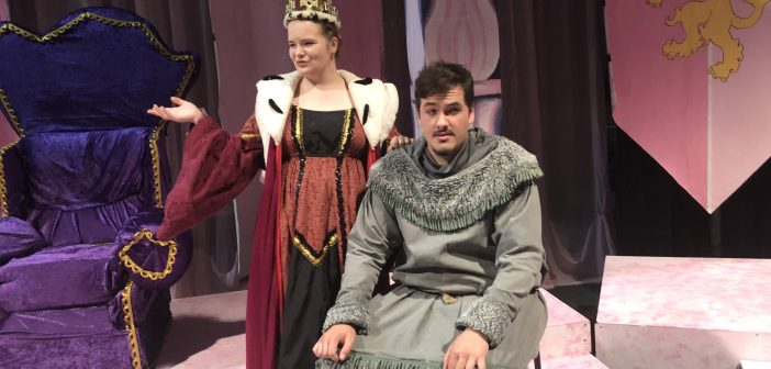 See 'Once Upon A Mattress' This Weekend