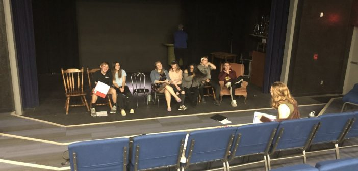 Senior-Directed Plays Tell Stories of Love and Loss