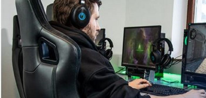 Get Your Head in the Game – The LCU Gaming Club That Is